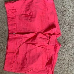 Bcbg hot pink shorts